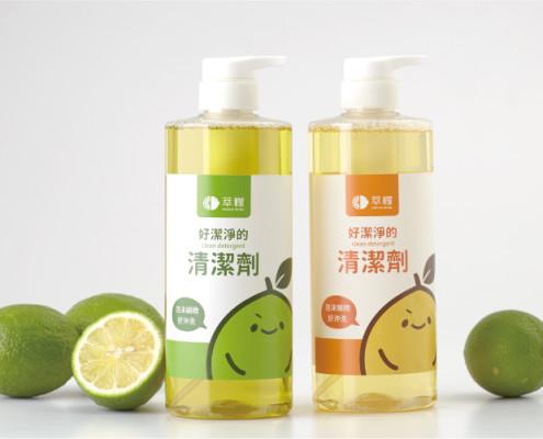 4萃檬-清潔劑